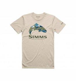 Simms Troutscape T-Shirt