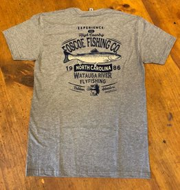 Foscoe Fishing Co. Beeline Trout SS Tee