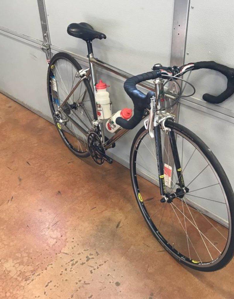 Used Used Cherry Bicycles Titanium w/Campy 51cmish