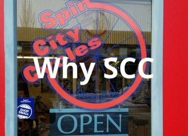 Why Spin City Cycles