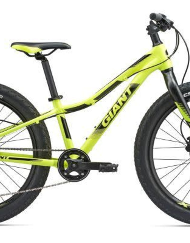 Giant Giant 18 XTC Jr 24+ Satin Yellow/Black - Spin City Cycles