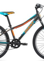 Giant Giant 18 XTC Jr 24 Lite Charcoal/Teal/Neon Orange