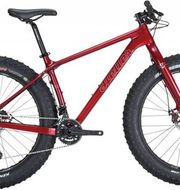 Heller Heller Bloodhound X5 Bike, Medium Red
