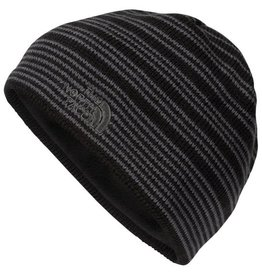 The North Face Hat TNF Bones Beanie TNF Black/Graphite Grey OS