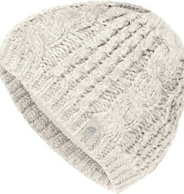 The North Face CABLE MINNA BEANIE Vintage White OS