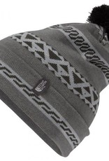 The North Face SKI TUKE V Monument Grey Woolen Print OS