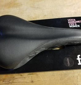 Fizik Saddle Fizik Vesta - Mg Rails - Black/Black