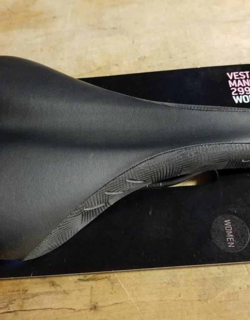 Fizik Saddle Fizik Vesta - Mg Rails - Black/Black