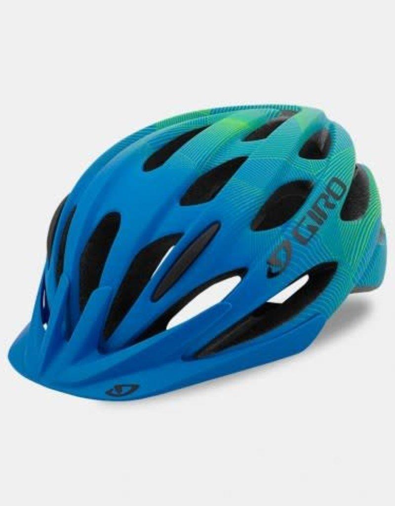 Giro Helmet Giro RAZE MAT BLU/LIME UY