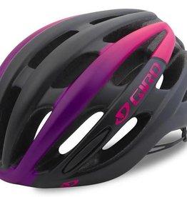 Helmet Giro SAGA MAT BRT PNK/BLK SM
