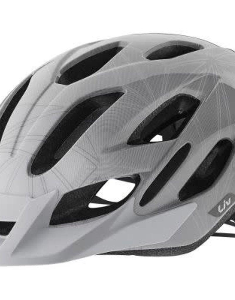 Liv Helmet Liv Luta Helmet M/L Grey
