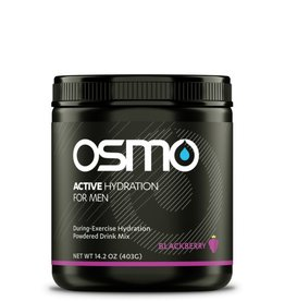 Osmo OSMO Men's Active Hydration Blackberry (40 Serv Tub)