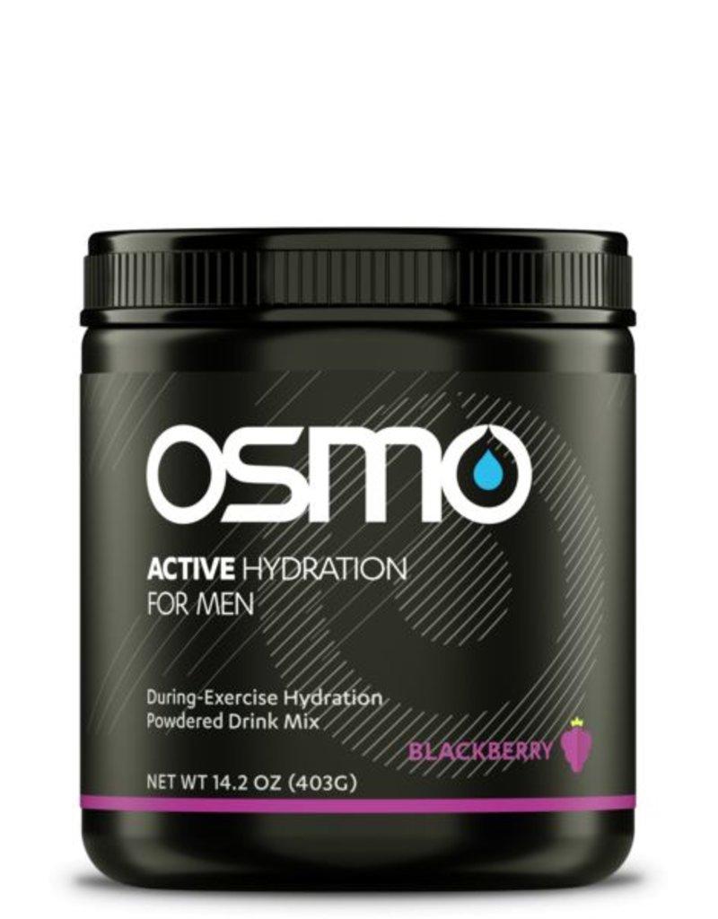 Osmo OSMO Men's Active Hydration Blackberry (40 Serv Tub)