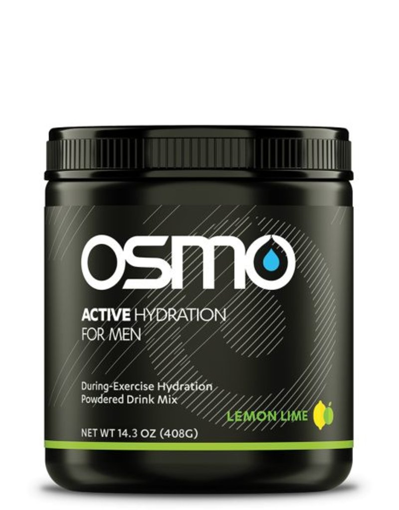 Osmo OSMO Men's Active Hydration Lemon Lime (40 Serv Tub)