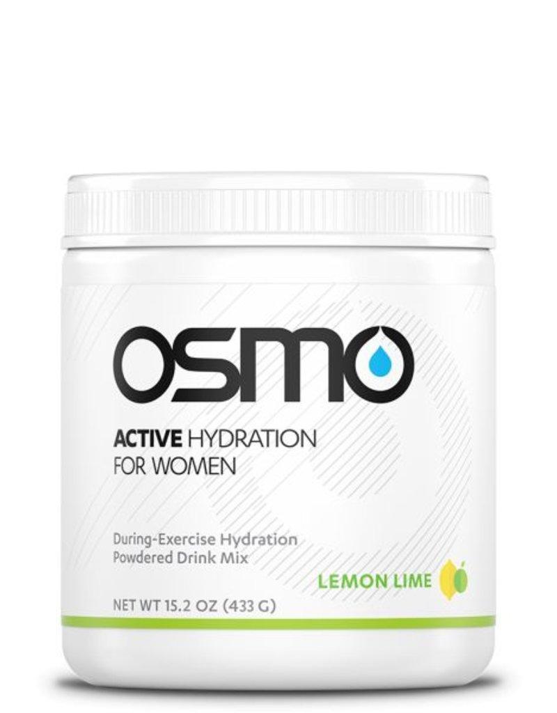 Osmo OSMO Women's Active Hydration Lemon Lime (40 Serv Tub)