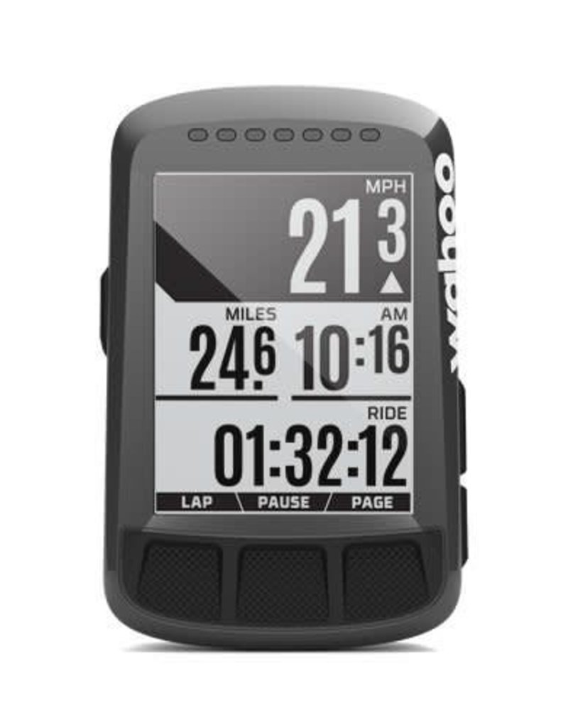 Wahoo Fitness Wahoo Elemnt Bolt GPS Bike Computer