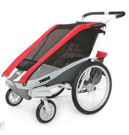 Chariot Trailer Chariot Cougar 1 Bundle Red