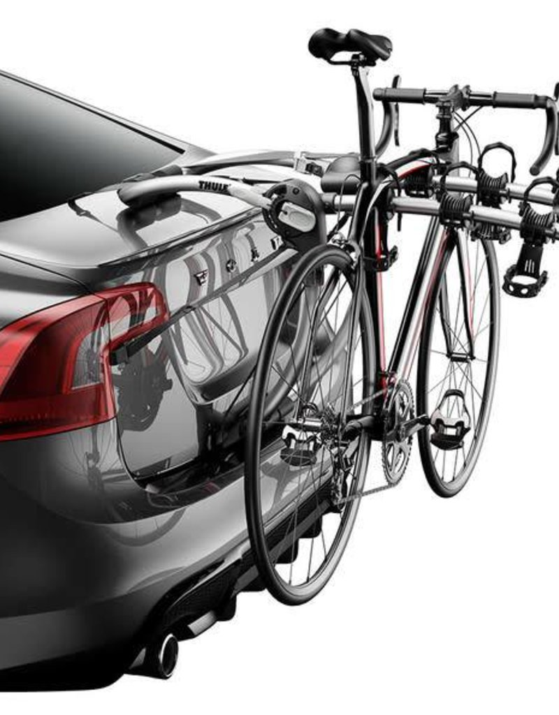 Thule Rack Thule 9007XT Gateway 3 Trunk Rack: 3-Bike