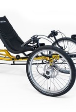 Terra Trike Terra Trike Gran Tourismo x20 Black (Sp. Edition)