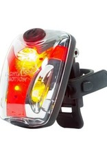 Light & Motion Light & Motion Vis Micro II - Black