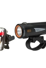 Light & Motion Light & Motion Combo Urban 500 Onyx + Vis Micro II