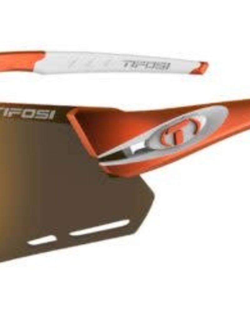 Tifosi Optics Tifosi Alliant, Matte Orange Brown/AC Red/Clear
