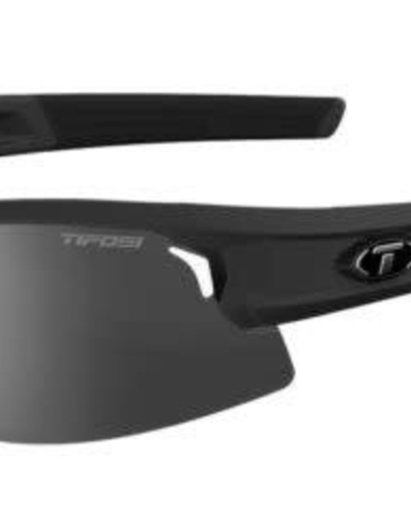 Tifosi Optics Tifosi Synapse, Matte Black Smoke/AC Red/Clear