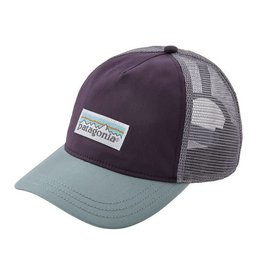 Patagonia Patagonia W's Pastel P-6 Label Layback Trucker Hat Piton Purple ALL