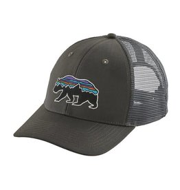 Patagonia Patagonia Fitz Roy Bear Trucker Hat Forge Grey ALL