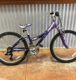 Used Used 2013 Trek MT220 24in