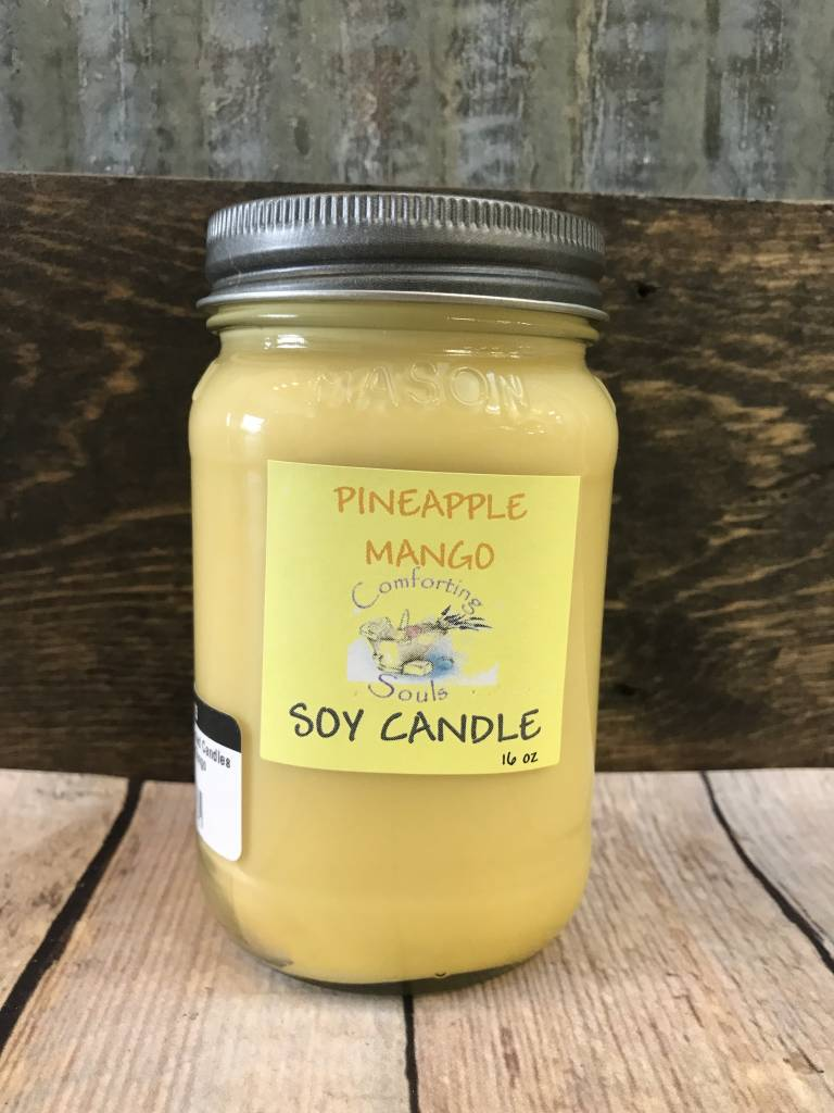 Comforting Souls 16 oz. Scented Candles