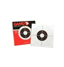 Gamo Gamo Paper Targets 100PK