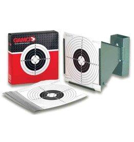 Gamo Gamo Backyard Pellet Trap w/100 Paper Targets
