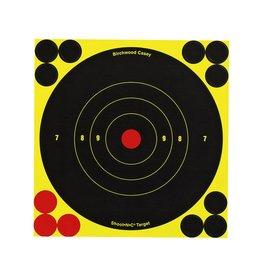 "Birchwood Casey Shoot-N-C 6"" Targets Pack of 12 by Birchwood Casey"