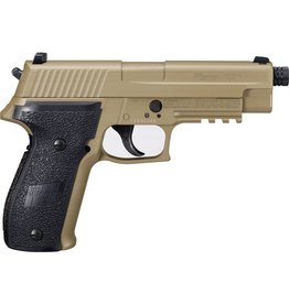 Sig Sauer Sig Sauer P226 .177 Pellet Pistol w/ Blowback - 480 FPS (Dark Earth))