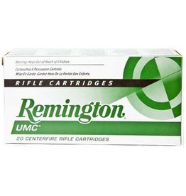 Remington REMINGTON RIFLE AMMO UMC 6.8MM 115GR MC SPC 20/BX