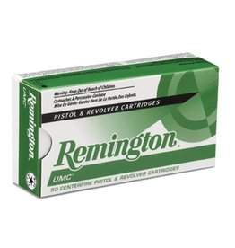 Remington REMINGTON AMMO UMC 10MM AUTO 180GR FMJ 50/BX