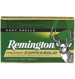Remington REMINGTON PREMIER HOLLOW POINT MAGNUM SLUG 12GA 2.75 1OZ CSHP 5/BX