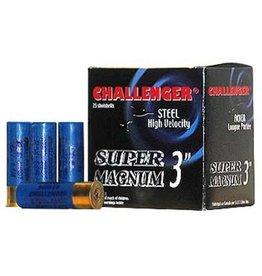 Challenger CHALLENGER AMMO SUPER MAGNUM 12GA 3IN 1 1/8OZ BBBSHOT 25/BX