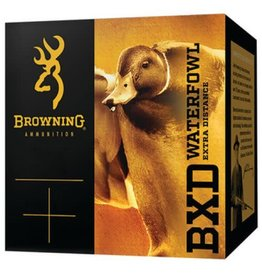 Browning BROWNING BXD EXTRA DISTANCE WATERFOWL AMMO 12GA 3 1/2IN 1 1/2OZ. BBSHOT 25/BX