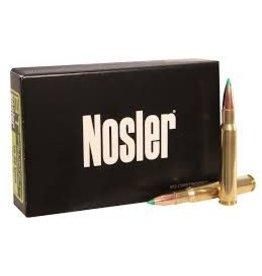 Nosler NOSLER BT BALLISTIC AMMUNITION 30-06 SPRG 125GR 20/BX