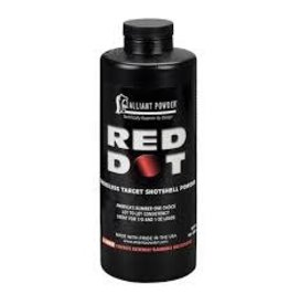 Alliant Powder ALLIANT POWDER RED DOT SMOKELESS TARGET SHOTSHELL POWDER 1 LB BOTTLE