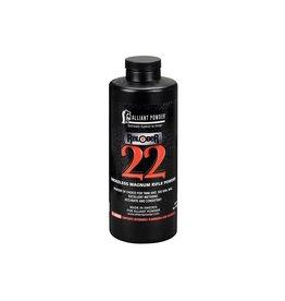 Alliant Powder ALLIANT POWDER RELODER-22 SMOKELESS MAGNUM RIFLE POWDER 1 LB BOTTLE