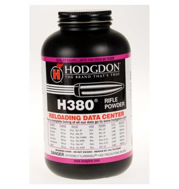 Hodgon Powder Co. HODGDON H380 RIFLE POWDER 1LB