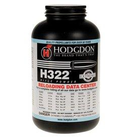 Hodgon Powder Co. HODGDON H322 POWDER 1 LB BOTTLE