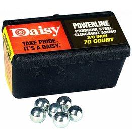 """Daisy DAISY SLINGSHOT AMMO 3/8"""" 70-Count"""
