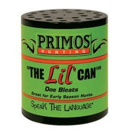 """PRIMOS HUNTING CALLS PRIMOS """"THE LIL' CAN"""" HYPER DOE BLEAT"""