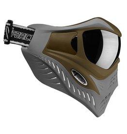 Vforce Vforce Grill Mask - Spectra (Tan on Grey)