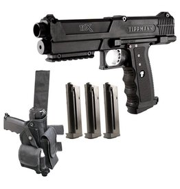 Tippmann Tippmann TiPX Paintball Pistol PLAYERS PACK