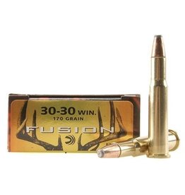 Fusion Ammunition FUSION AMMO 30-30 WIN. 170 GR 20/BOX